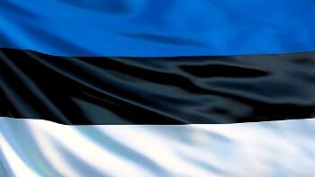 quién creó la bandera de Estonia