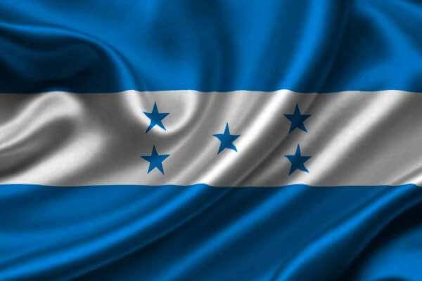 origen de la bandera hondureña