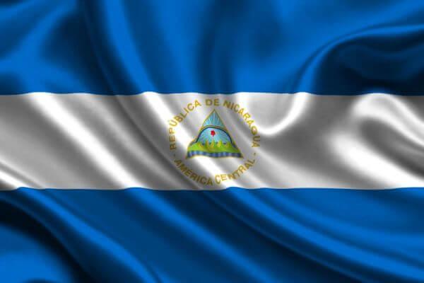 quién creó la bandera nicaraguense