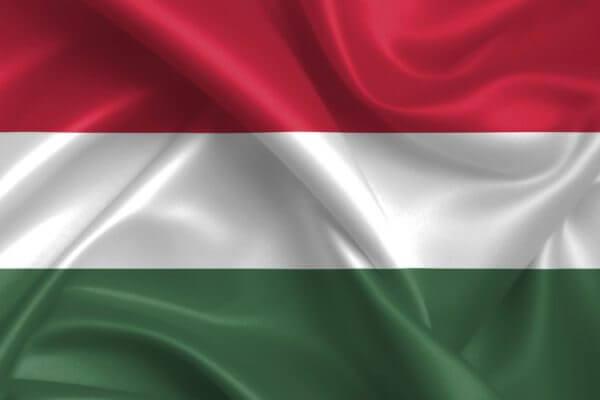 quién creó la bandera de Hungría