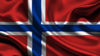 quién creó la bandera Noruega