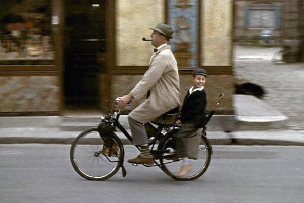 origen e historia de la bicicleta