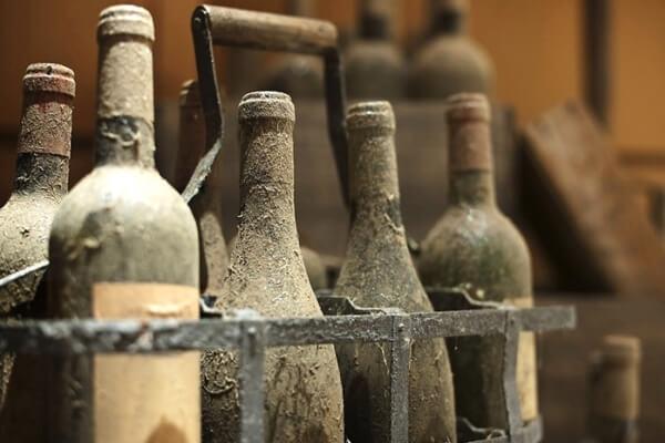 origen e Historia de la botella