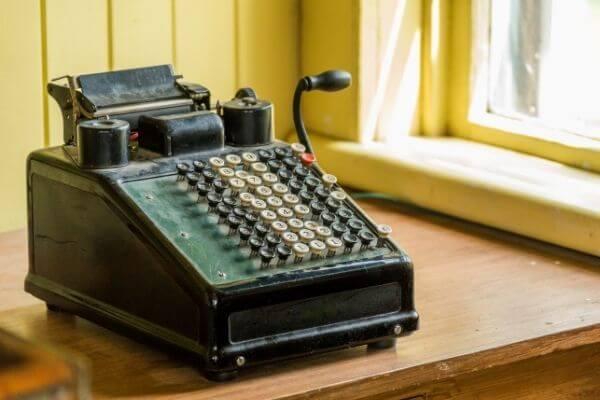 Origen de la calculadora