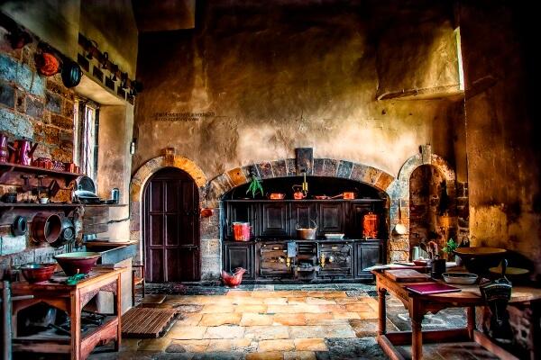 Historia de la cocina en la Edad Media