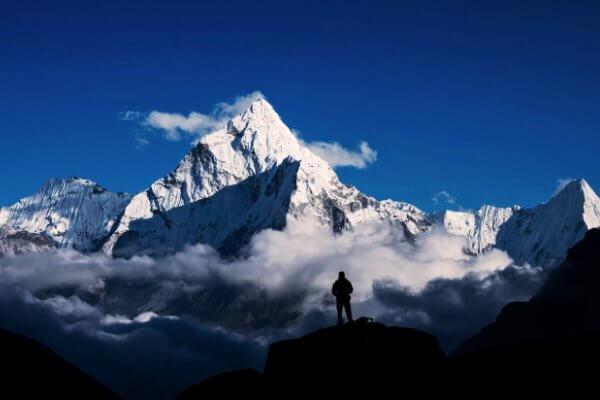 historia del Everest