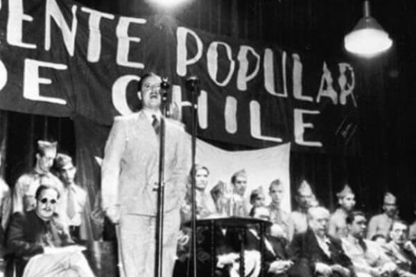 historia frente popular Chile