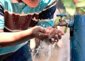 Historia del agua potable
