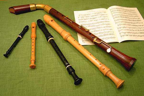 origen de la flauta