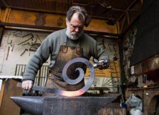 origen e historia de la forja