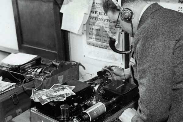 fototelegrafía historia