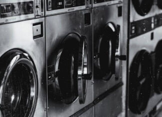 Origen de la lavadora