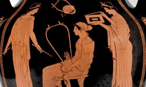 Historia y origen de la música en Creta