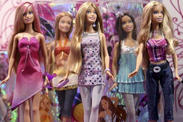 origen e historia de la barbie
