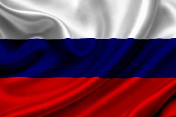 quién creó la bandera rusa