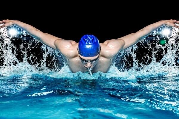 Historia de la natación
