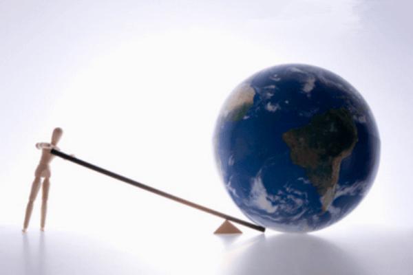 origen e Historia de la palanca
