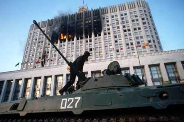 Historia contemporanea Rusia