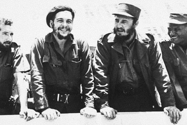 quien hizo la revolución cubana historia