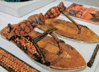 origen e historia de las sandalias