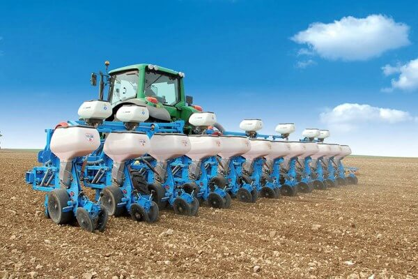 origen e historia de la sembradora mecánica
