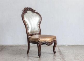Origen de la silla