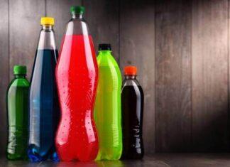 Historia de las bebidas gaseosas