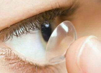 historia de las lentillas inventor