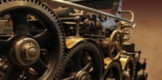 historia de las máquinas