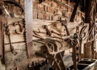 Origen de las primeras herramientas del hombre