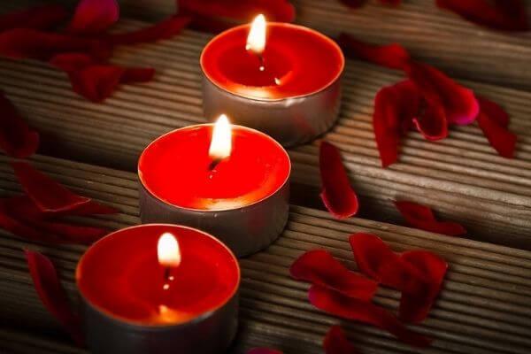 Origen de las velas