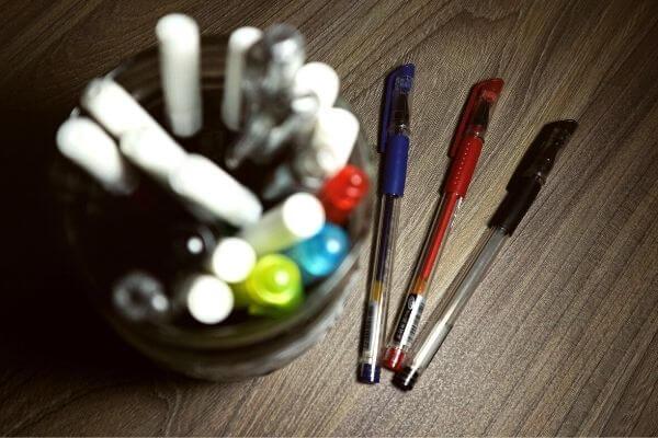Origen del bolígrafo