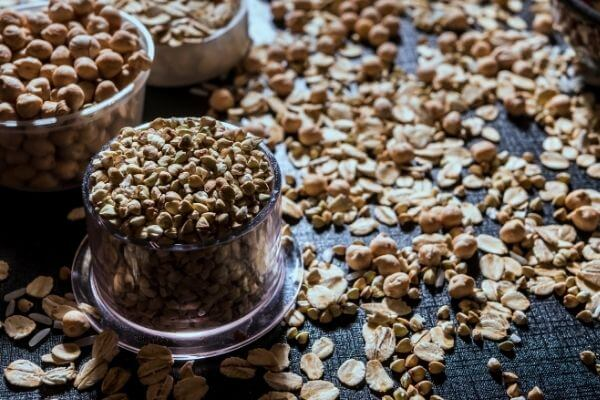 Origen de los cereales