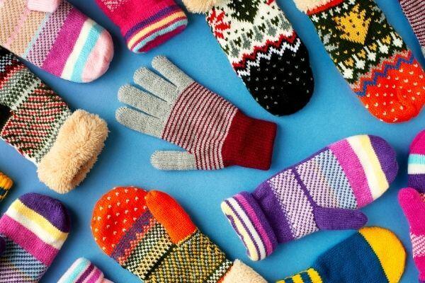 Origen de los guantes