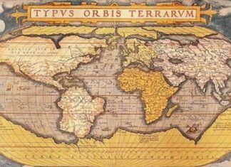 origen e historia de los mapas