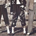 origen e Historia de los pantalones