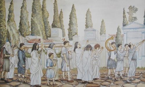 historia de los seguros funerarios