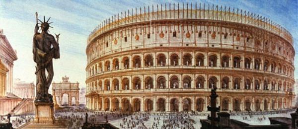 Coliseo de Roma historia