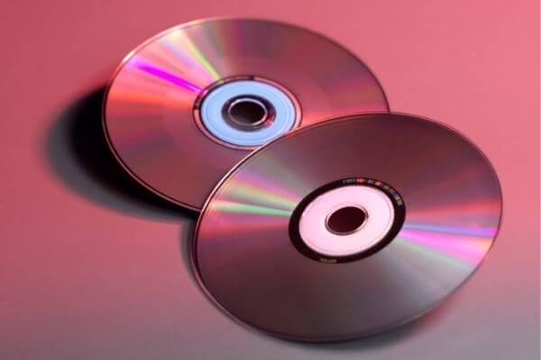 Origen del compact disc