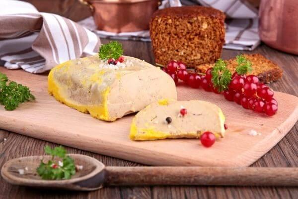 origen del foie gras