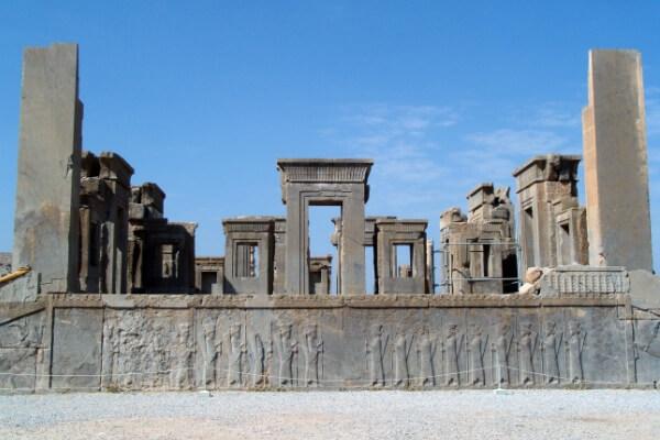 Palacio de Persépolis historia y origen