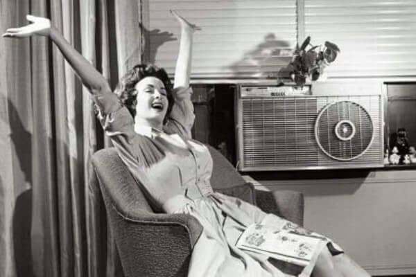 origen del aire acondicionado