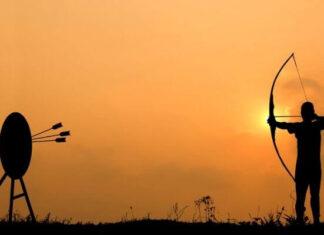 Origen del arco y las flechas