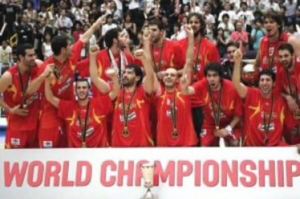 historia del baloncesto español