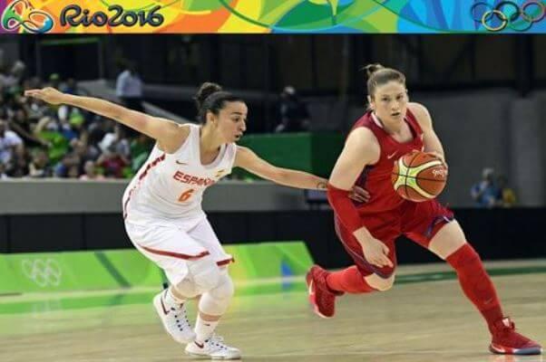 Desde cuándo el baloncesto es deporte olímpico