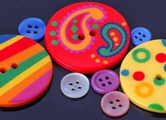 origen e Historia del botón