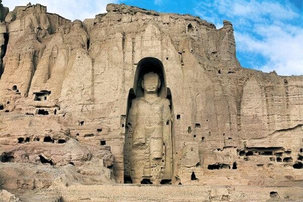 origene Historia del los budas de Bamiyan