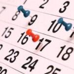 Origen e historia del calendario o almanaque