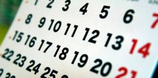 Origen del calendario