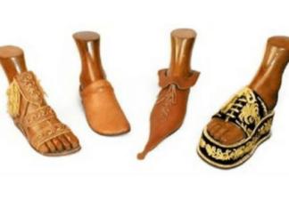 origen e Historia del calzado